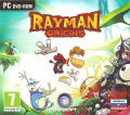 Rayman Origins Windows Front Cover