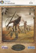 Empire: Total War - The Warpath Campaign + Empire: Total War - Elite Units of the West Windows Front Cover
