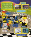 LEGO Racers Windows Inside Cover right side