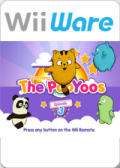 Learning with the PooYoos: Episode 3 Wii Front Cover