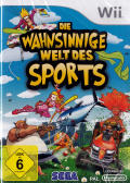 Wacky World of Sports Wii Front Cover