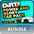 Power and Glory Car Pack PlayStation 3 Front Cover