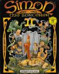 Simon the Sorcerer II: The Lion, the Wizard and the Wardrobe DOS Front Cover