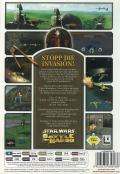 Star Wars: Episode I - Battle for Naboo Windows Back Cover
