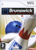 Brunswick Pro Bowling Wii Front Cover