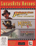 LucasArts Heroes DOS Front Cover