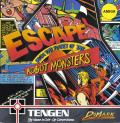 Escape from the Planet of the Robot Monsters Amiga Front Cover