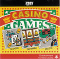 Casino Games CDTV Front Cover