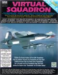 The Virtual Squadron DOS Front Cover