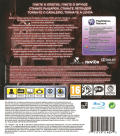 White Knight Chronicles II PlayStation 3 Back Cover