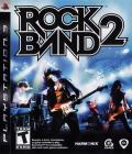 Rock Band 2 PlayStation 3 Front Cover