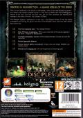 Disciples III: Resurrection Windows Other Keep Case - Back Cover