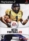 NCAA Football 09 PlayStation 2 Front Cover