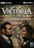 Victoria II: A House Divided Windows Front Cover