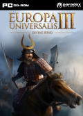 Europa Universalis III: Divine Wind Windows Front Cover