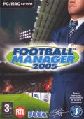 Worldwide Soccer Manager 2005 Macintosh Front Cover
