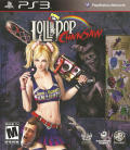 Lollipop Chainsaw PlayStation 3 Front Cover