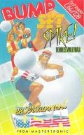 Bump, Set, Spike! Doubles Volleyball Commodore 64 Front Cover