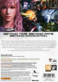 Final Fantasy XIII-2 Xbox 360 Back Cover