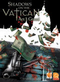 Shadows on the Vatican: Act 1: Greed Windows Front Cover