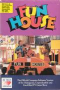 Fun House Commodore 64 Front Cover