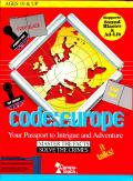 Code: Europe DOS Front Cover