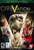 Sid Meier's Civilization V: Gods and Kings Macintosh Front Cover