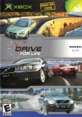 Volvo: Drive For Life Xbox Front Cover