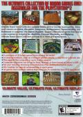 Ultimate Board Game Collection PlayStation 2 Back Cover