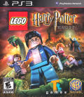 LEGO Harry Potter: Years 5-7 PlayStation 3 Front Cover