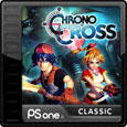 Chrono Cross PlayStation 3 Front Cover