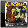 Darkstalkers 3 PlayStation 3 Front Cover