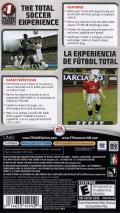 FIFA Soccer 06 PSP Back Cover