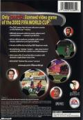 2002 FIFA World Cup Xbox Back Cover