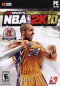 NBA 2K10 Windows Front Cover