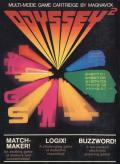 Matchmaker! / Logix! / Buzzword! Odyssey 2 Front Cover