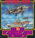 Harrier Mission DOS Front Cover