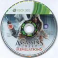 Assassin's Creed: Revelations Xbox 360 Media