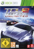 Test Drive Unlimited 2 Xbox 360 Front Cover