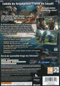 ArcaniA: Gothic 4 Xbox 360 Back Cover