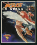 Insects in Space Amiga Front Cover