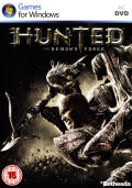 Hunted: The Demon's Forge Windows Front Cover