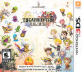 Theatrhythm: Final Fantasy Nintendo 3DS Front Cover