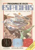 Computer Spacegames Apple II Front Cover