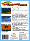 The Adventures of Rocky and Bullwinkle and Friends NES Back Cover