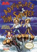 Adventures of Tom Sawyer NES Front Cover