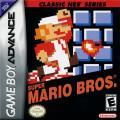 Super Mario Bros. Game Boy Advance Front Cover