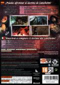 MagnaCarta 2 Xbox 360 Back Cover