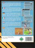 Perfect Ace: Pro Tournament Tennis Windows Back Cover