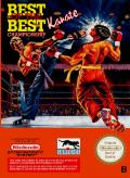 Best of the Best Championship Karate NES Front Cover